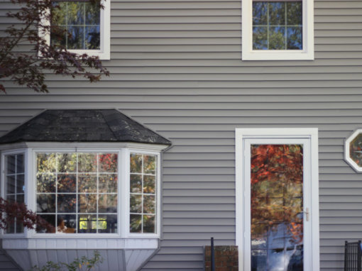 North Deering Farmhouse Siding